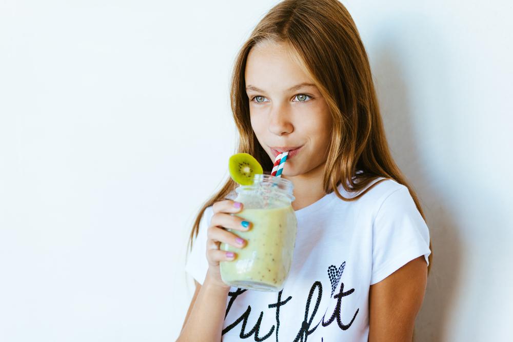 ciclo menstrual en la adolescencia: alimentación saludable