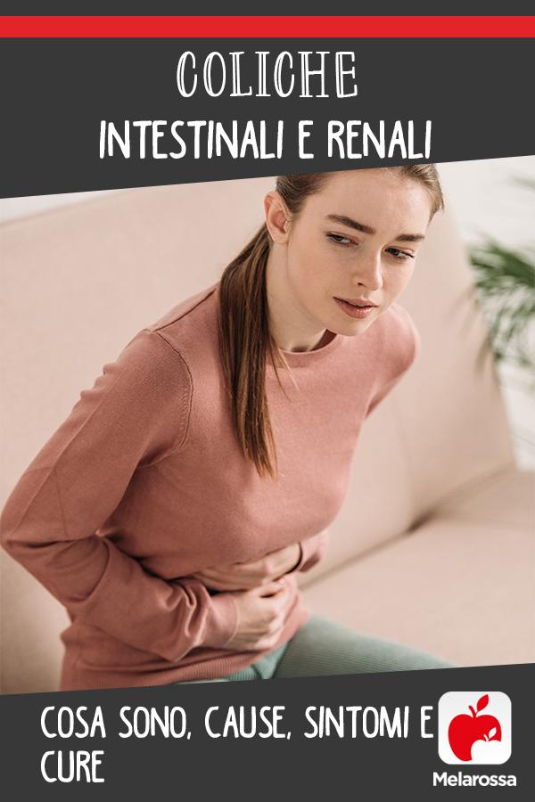 cólico intestinal y renal: qué son y cómo intervenir