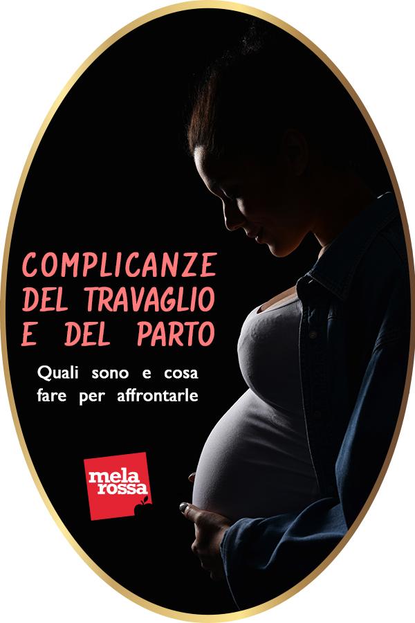 Las complicaciones del parto.