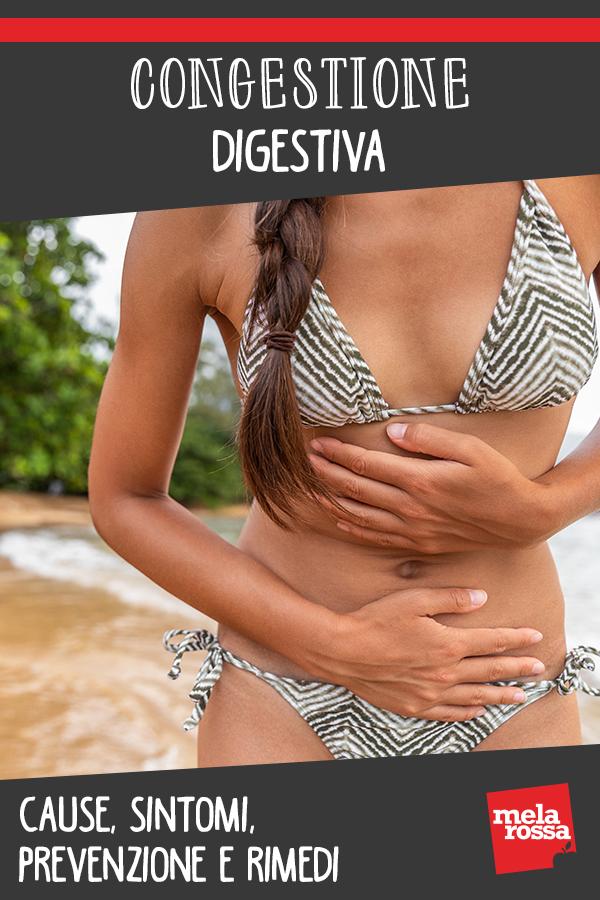 Congestión digestiva