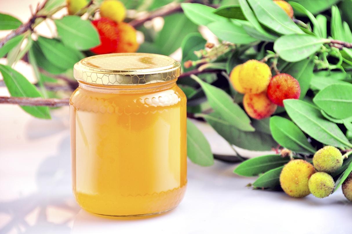 Miel de madroño: beneficios