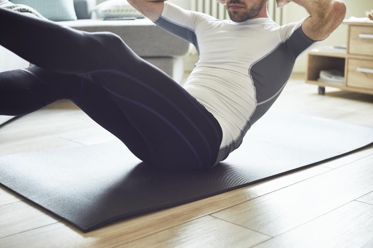hernia de disco y entrenamiento en el gimnasio