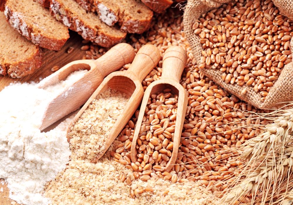 Las harinas prohibidas que deben eliminarse de la dieta sin gluten.