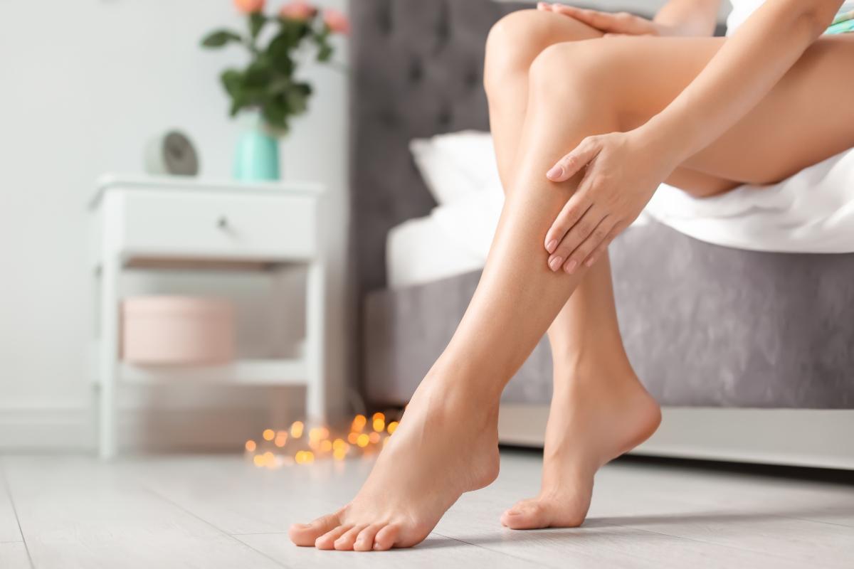 ginkgo biloba: crema espesa para piernas casera
