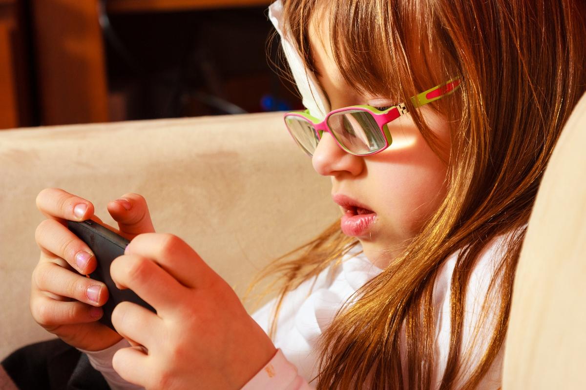 miopía: síntomas niños