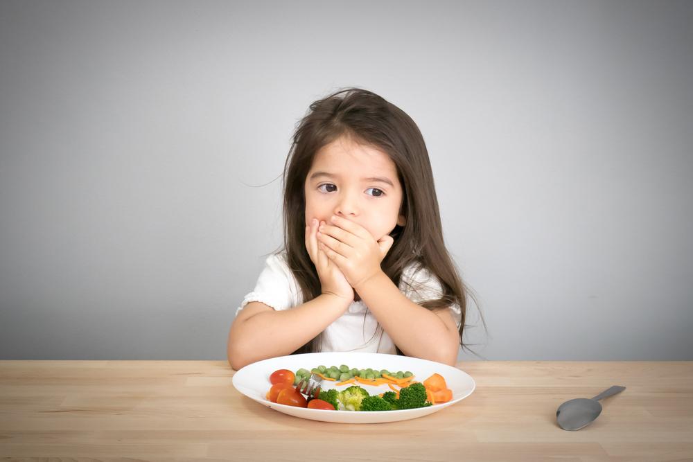 niños neofobia: cómo comportarse