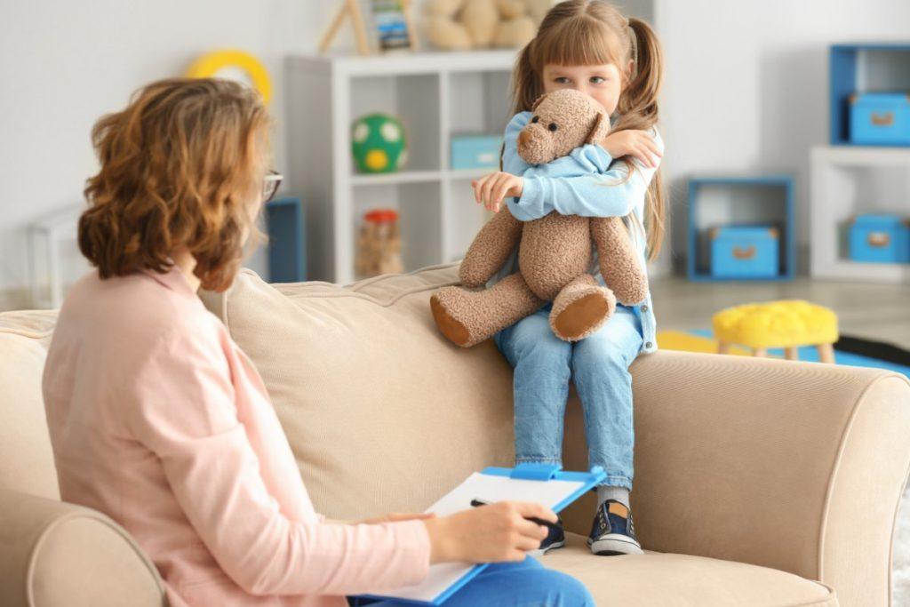 pica: atención psicológica para niños
