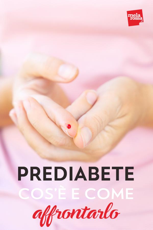 La prediabetes es una condición que precede a la diabetes tipo 2: se caracteriza por niveles elevados de glucosa en sangre, por encima de lo normal, pero aún no tan altos como para diagnosticar la enfermedad. Muchas personas se encuentran en esta condición pero no siempre son conscientes de ello. Melarossa.it #dietamelarossa