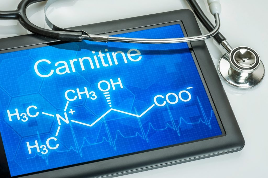 propiedades y beneficios de la carnitina
