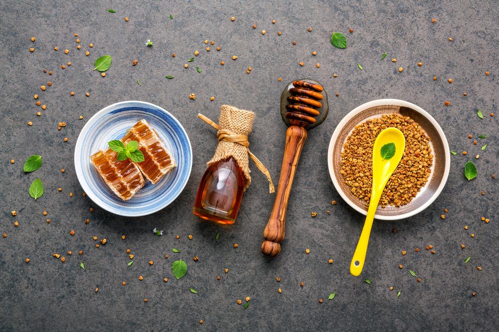 remedios para la fatiga: polen
